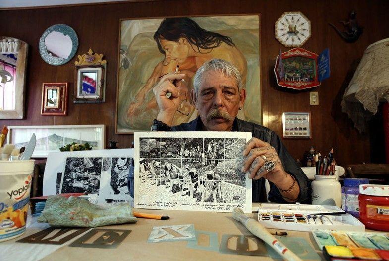 Felipe Ehrenberg, poeta visual