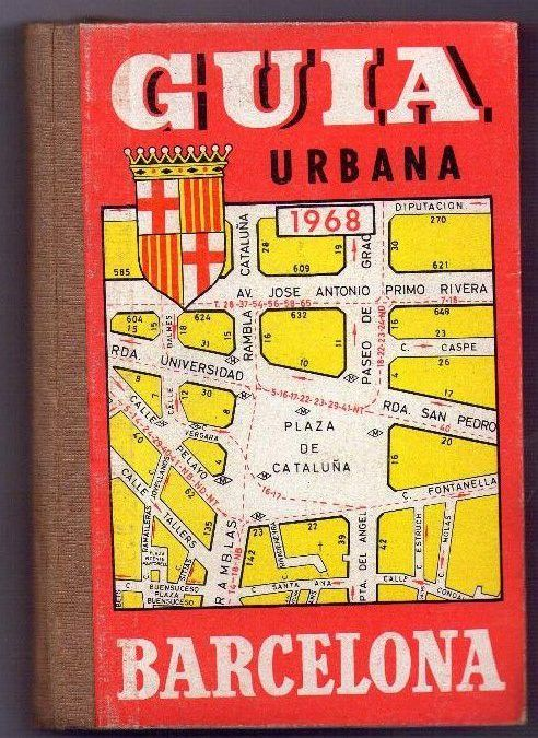 Guía de Barcelona, Omo, Ese, Transformador tensión, Flit, Cadena WC