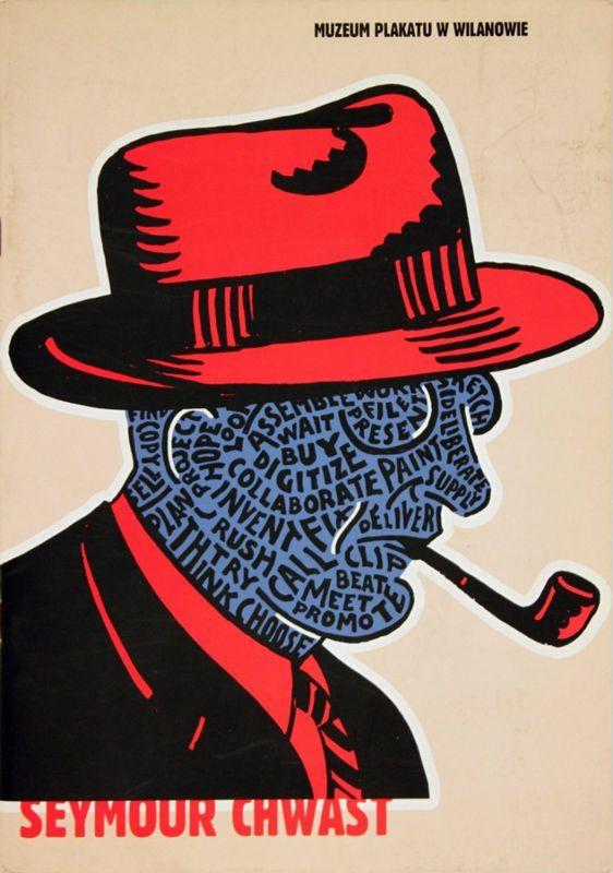 Seymour Chwast, poeta visual