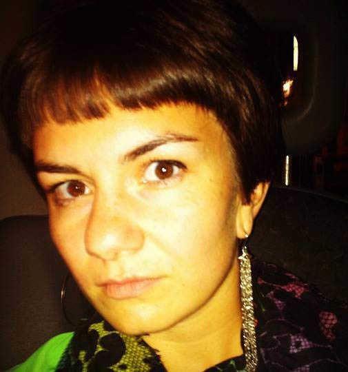 Victoria Ivanova, poeta visual