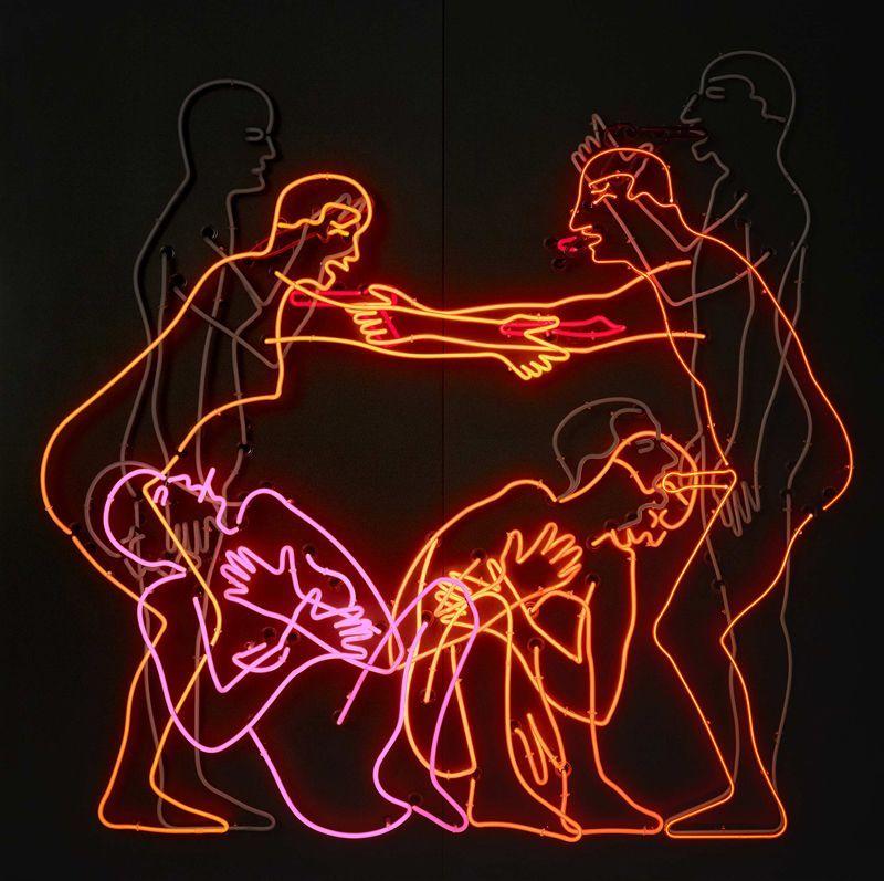 Bruce Nauman, poeta visual