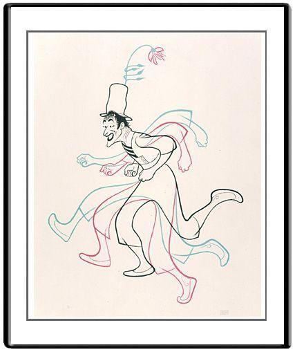 Al Hirschfeld, Santander, Sant Louis (Missouri), 1903-2003