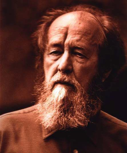 Aleksandr Solzhenitsyn y la igualdad