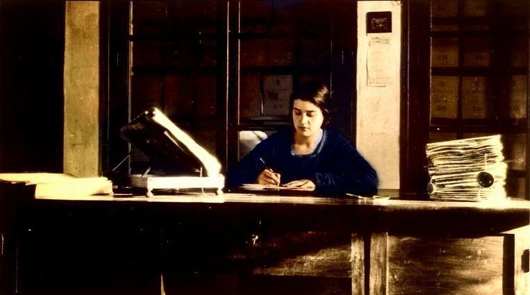 El comedor de María Moliner del libro Programa de mano