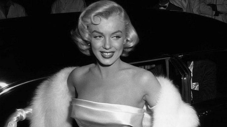Entrevista a Marilyn Monroe en febrero de 1956