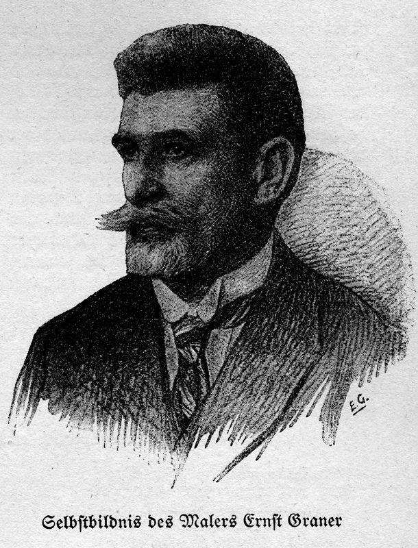 Ernst Graner, Werdau (Alemania), 1865-1943