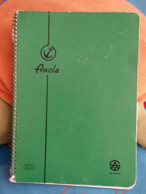Libreta Ancla