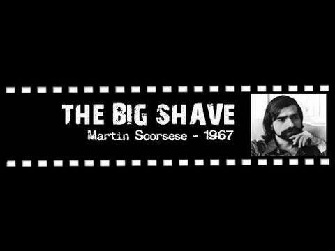 The Big Shave dirigida por Martin Scorsese, 1967