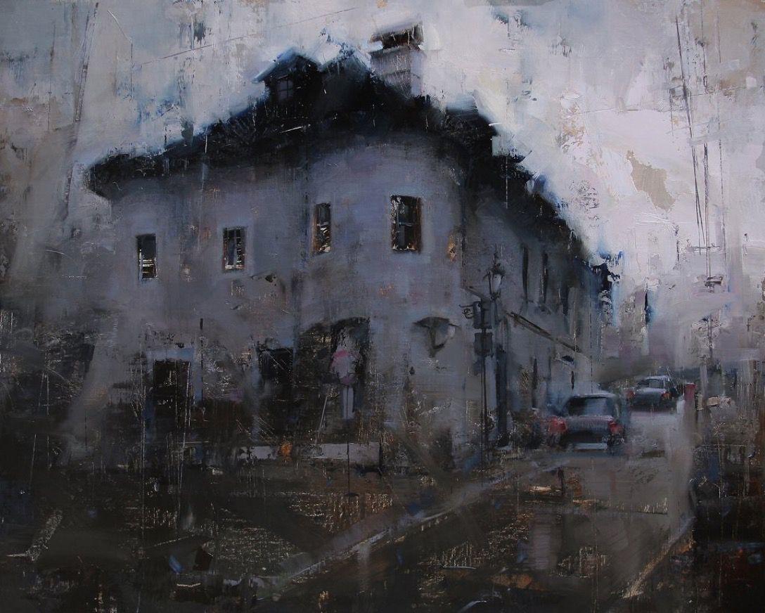Tibor Nagy, pintor, Eslovaquia