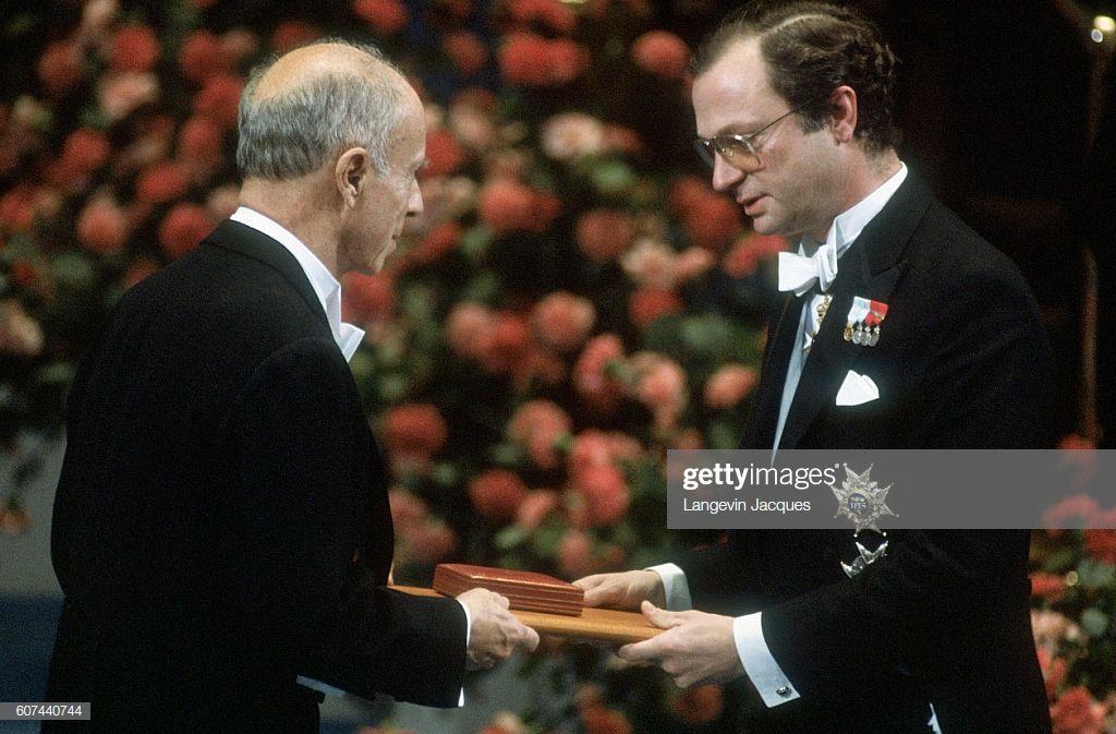 Discurso de Claude Simon al recoger el Premio Nobel de Literatura de 1985