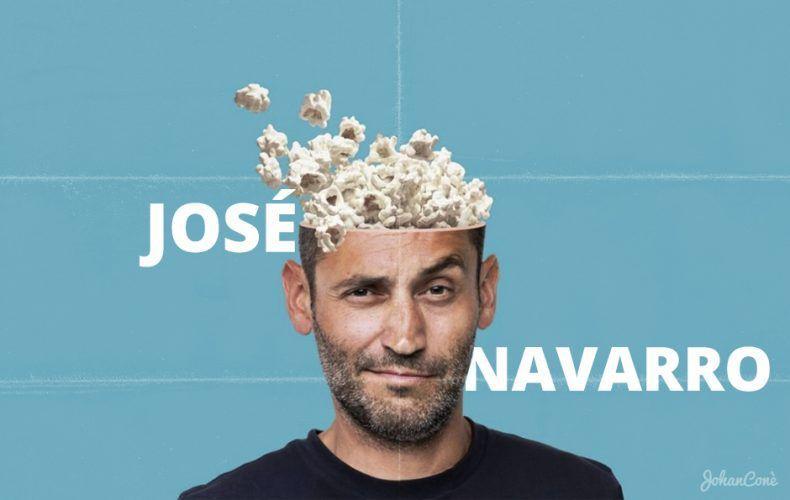 José Navarro, poeta visual