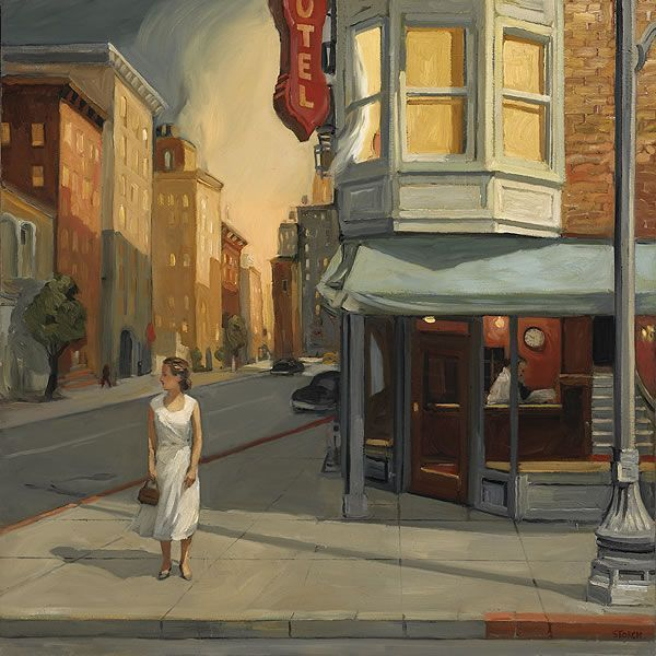 Sally Storch, USA, 1952