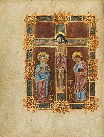 Crucifixiones Siglo I - XI