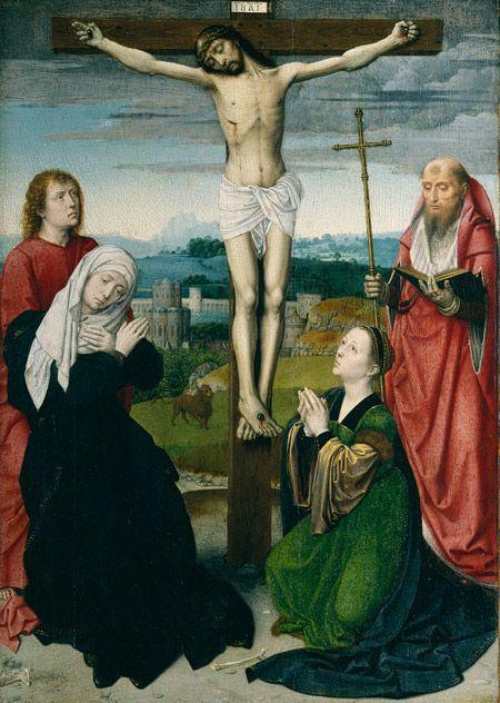 Crucifixiones Siglo XVI