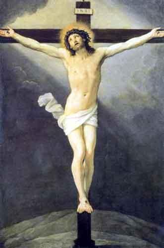 1619, Crucifixión de Guido Reni en la Galleria e Museo Estense de Módena