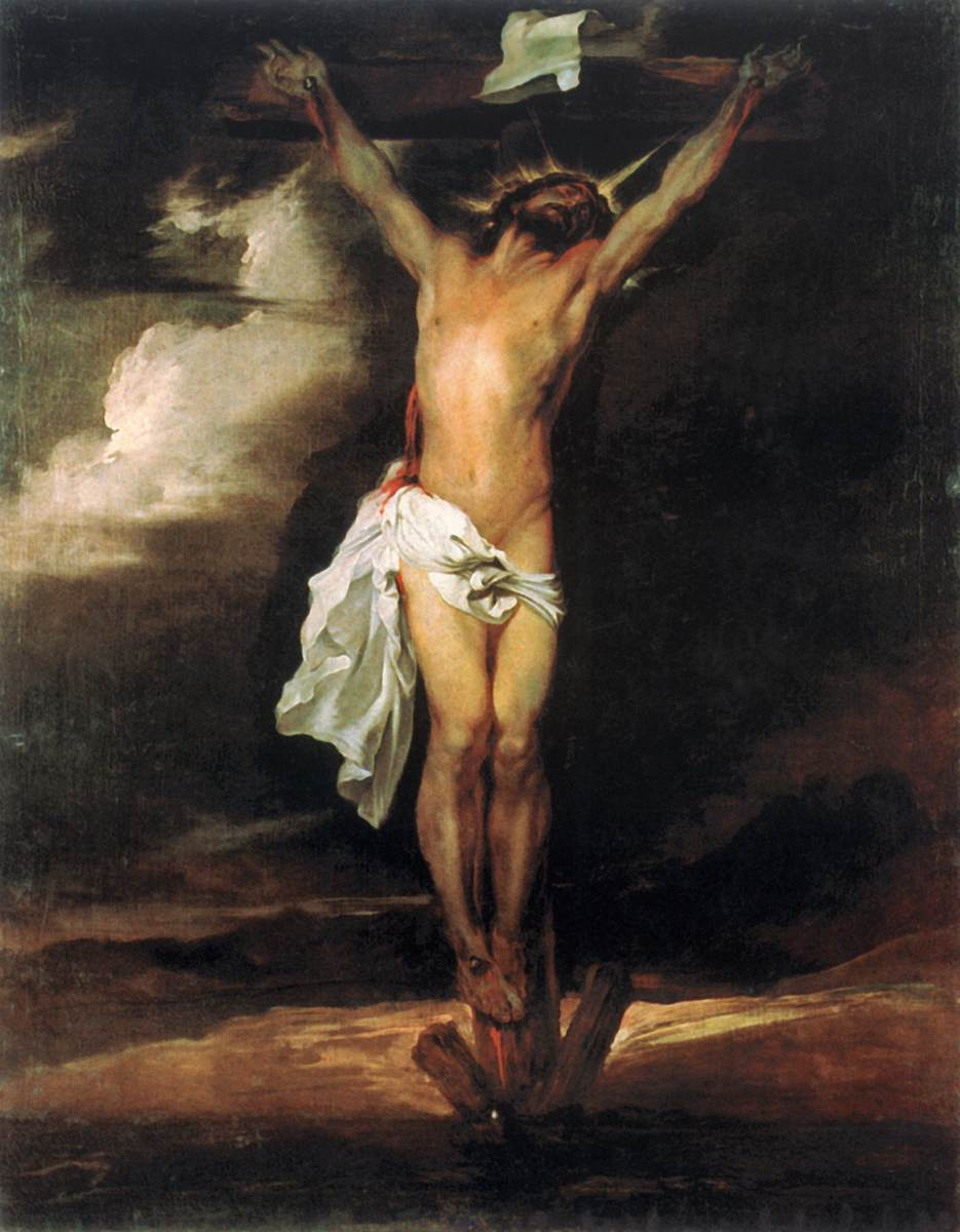 1622, El Calvario, la Crucifixión de Anthony van Dyck