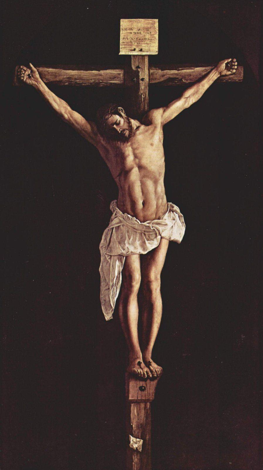 1627, Cristo en la cruz de Francisco de Zurbarán en el Instituto de Arte de Chicago