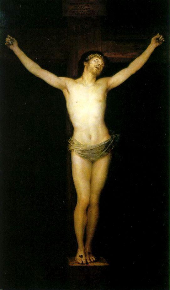Crucifixiones Siglo XVIII