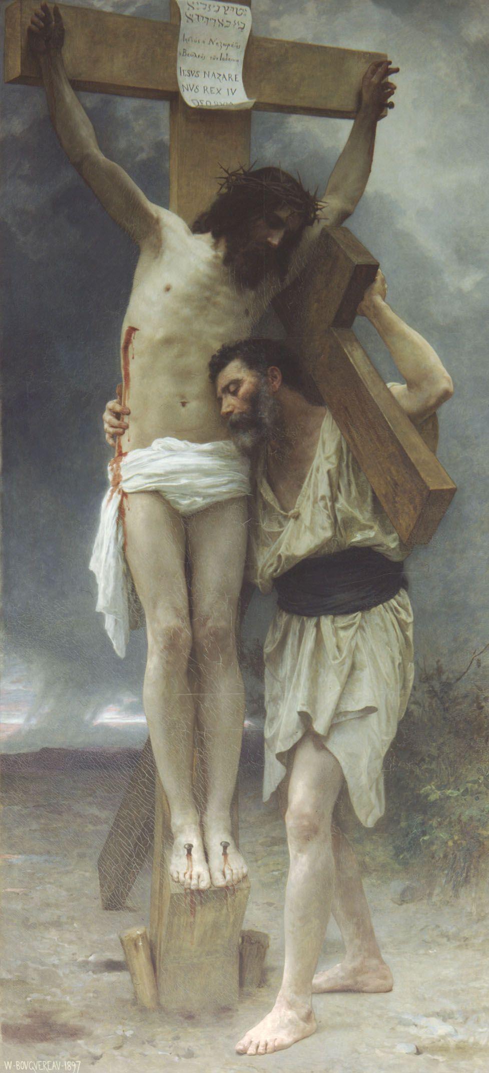 1897, Compasión de William Adolphe Bouguereau