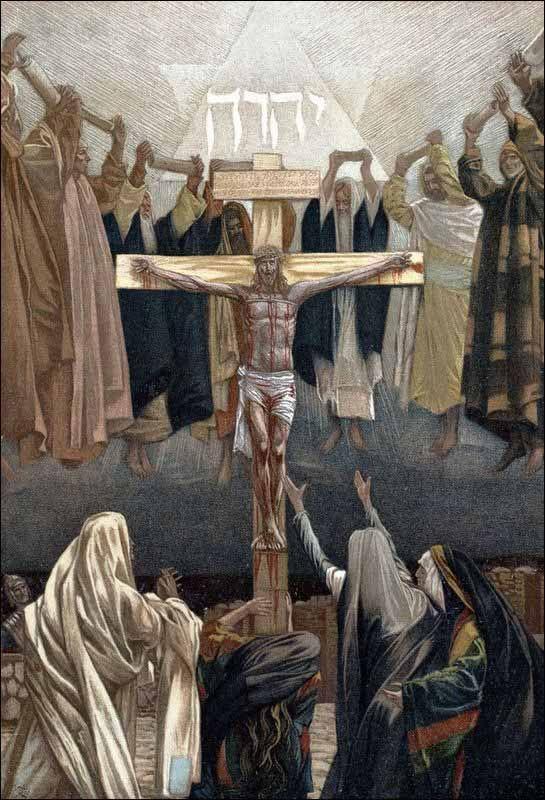 1886-94, Consummatum est de James Tissot en el Museo de Brooklyn (Nueva York)