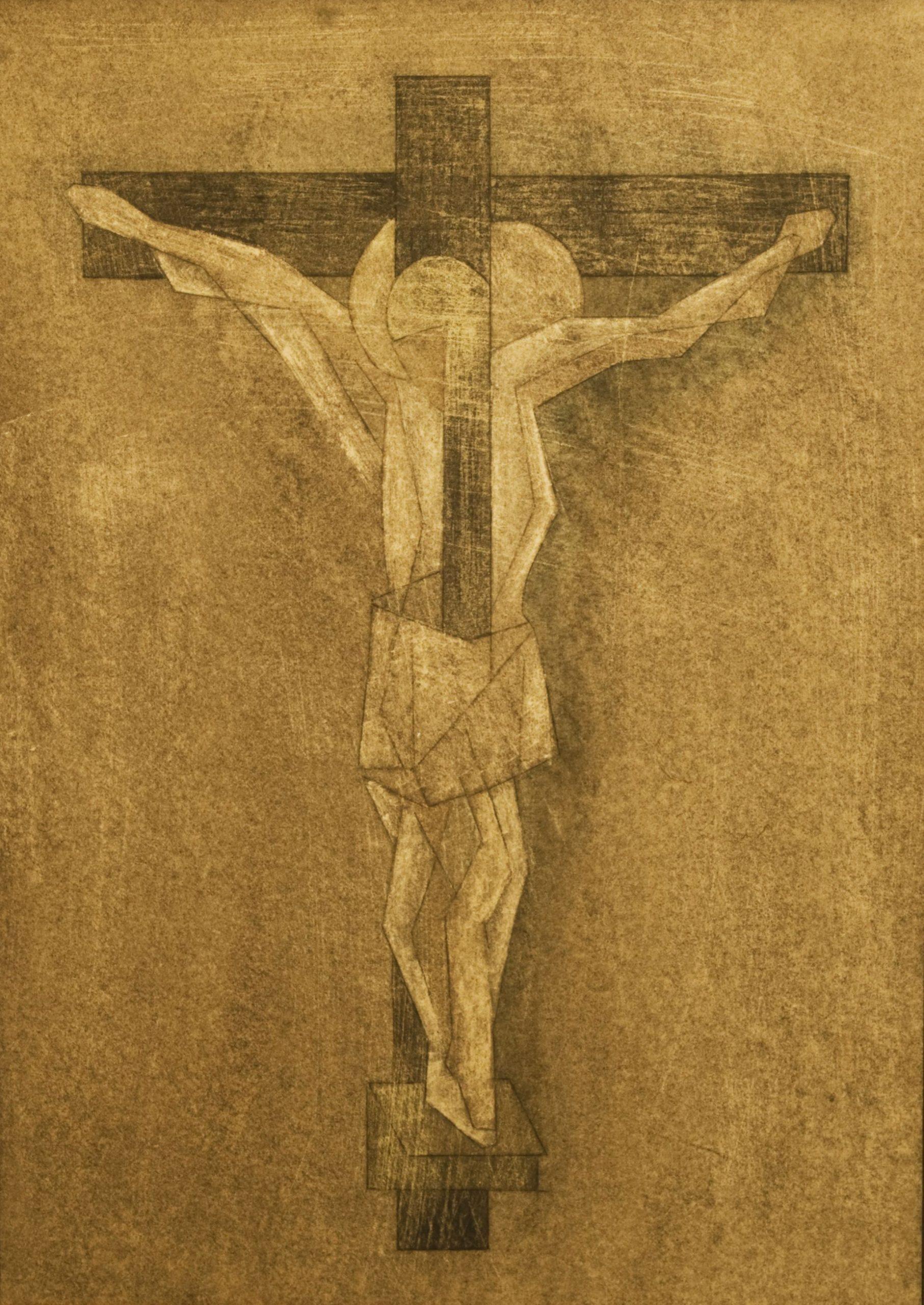 1930, Crucifijo de Herman Trunk