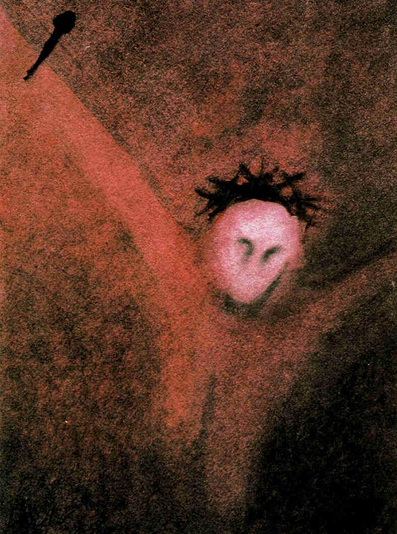 1945, Crucifixión de Gonzalo Ceja