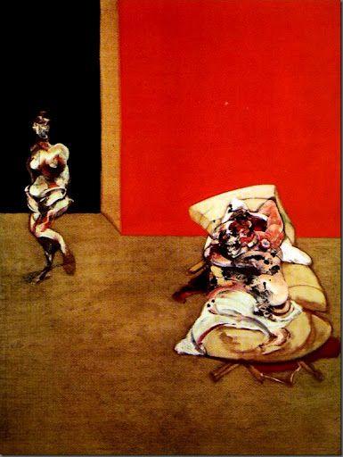 1965, Crucifixión nº 2 de Francis Bacon