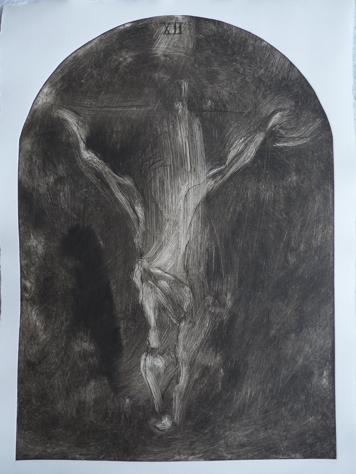 2011 Cristo crucificado 2 (Juan Toledano)