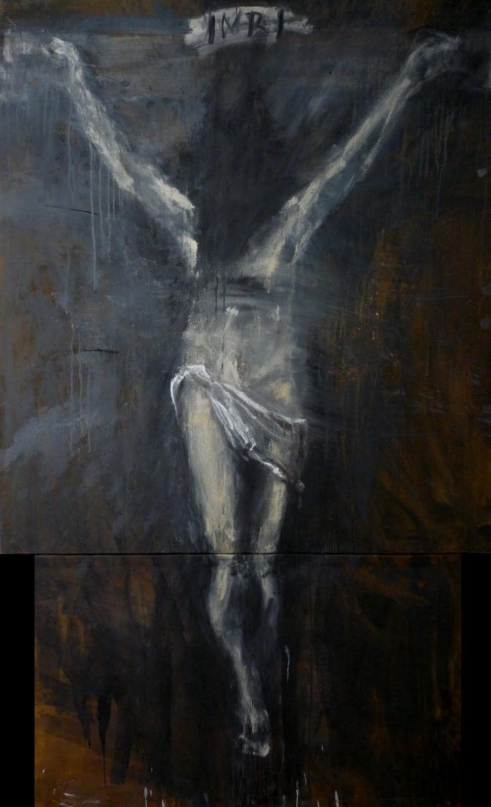 2011 Cristo crucificado (Juan toledano)