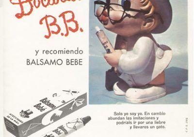 Bálsamo Bebé (1965)
