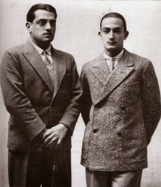 Correspondencia entre Luis Buñuel y Salvador Dalí con Juan Ramón Jiménez