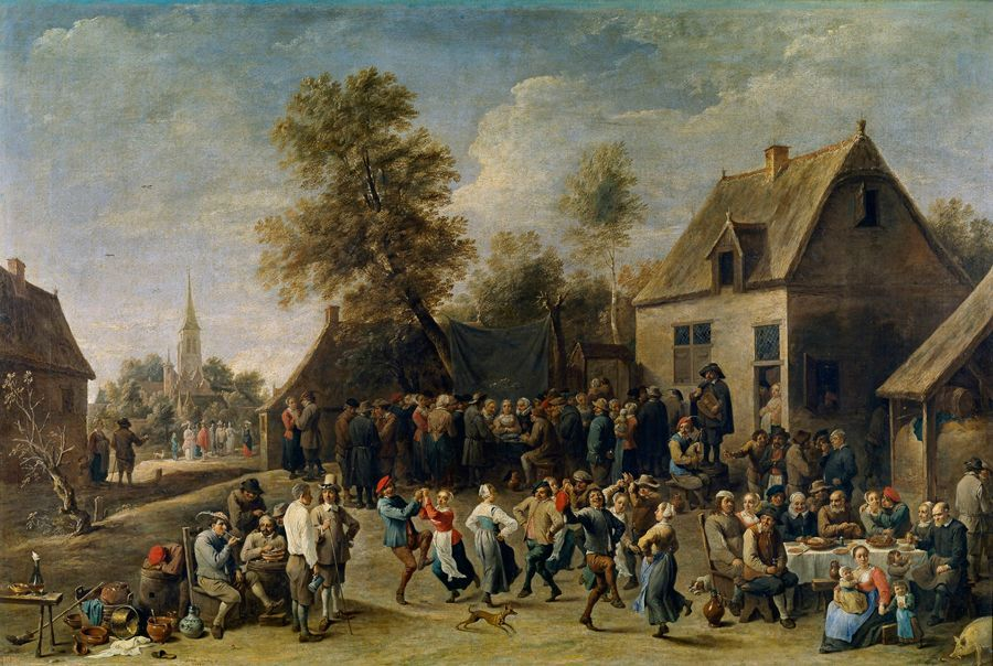 David Teniers el joven, Amberes (Bélgica), 1610–1690
