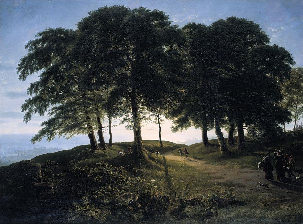 Karl Friedrich Schinkel, Neuruppin (Alemania), 1781-1841