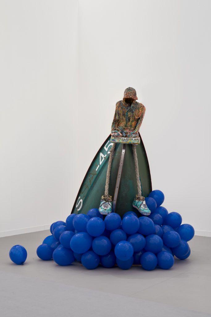Kris Lemsalu, poeta visual