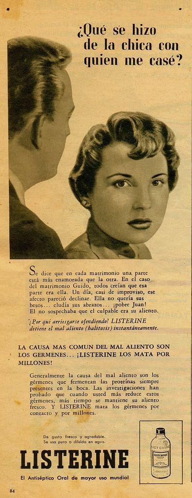 Listerine (1961)