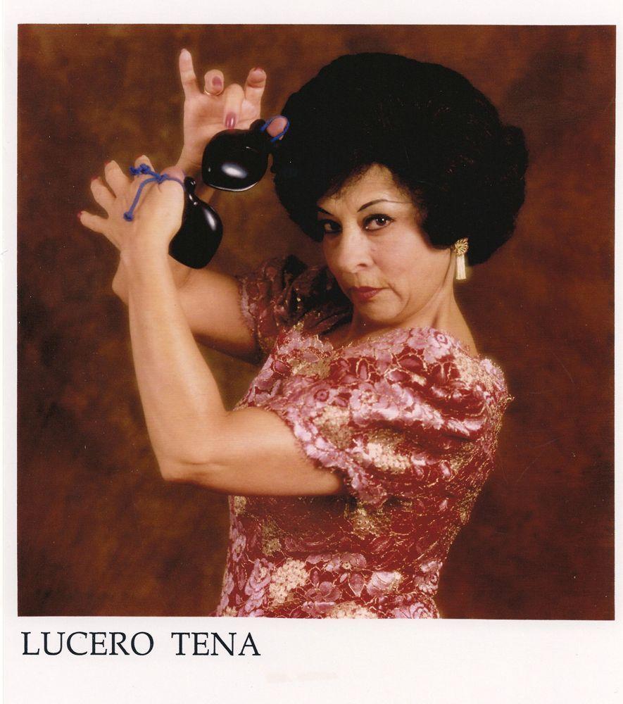 Las castañuelas de Lucero Tena en La boda de Luis Alonso, 2007