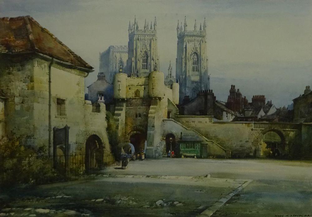 Noel Harry Leaver, Austwick (Reino Unido), 1889-1951