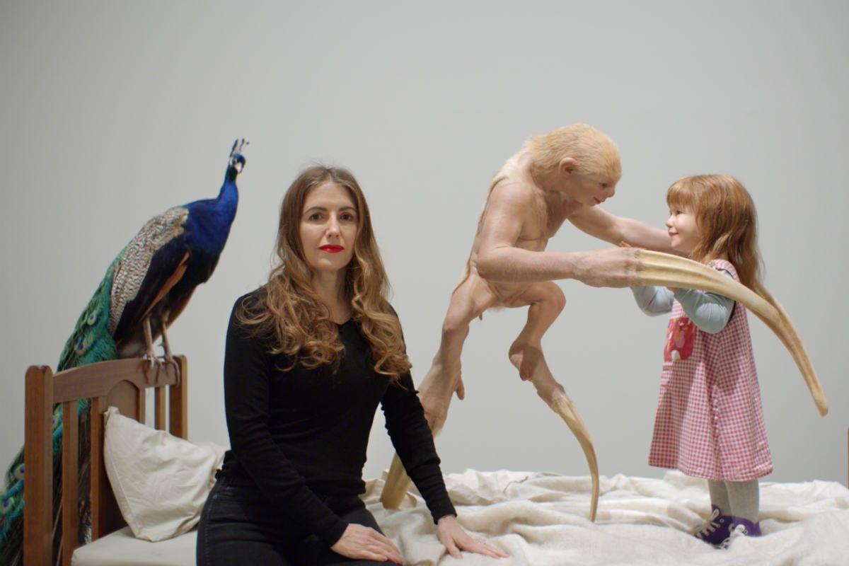 Patricia Piccinini, poeta visual