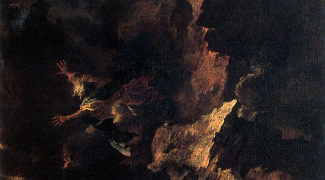 Salvator Rosa, Nápoles, 1615-1673