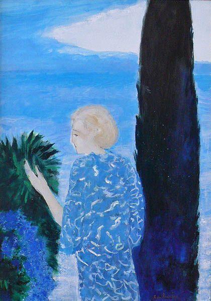 André Brasilier, Saumur (Francia), 1929