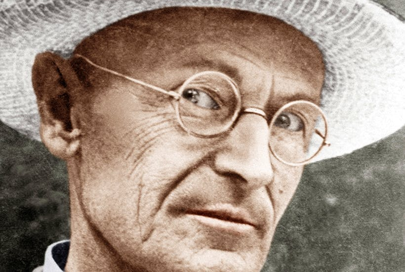 Discursos de Hermann Hesse