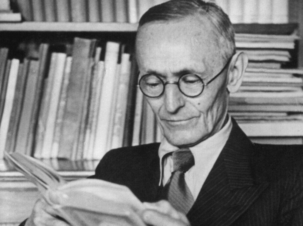 Discurso de Hermann Hesse al recibir el premio Nobel de Literatura de 1946