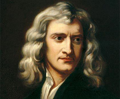 Isaac Newton y lo que se ve