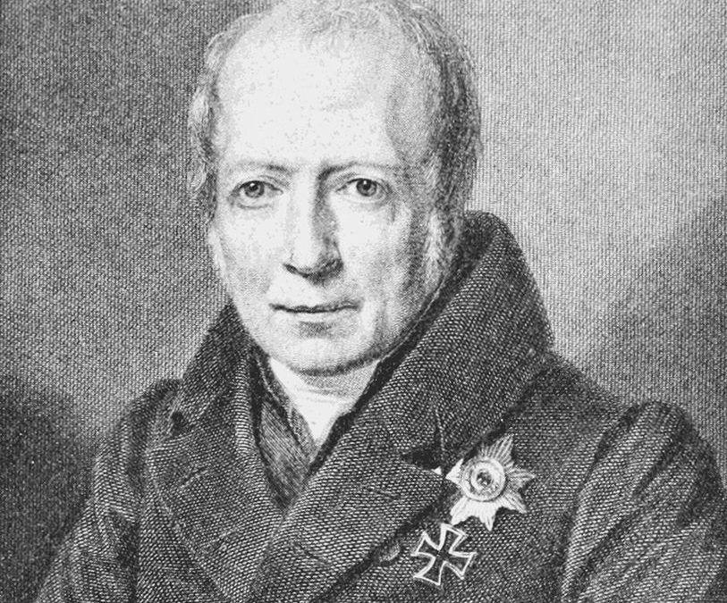 Wilhelm von Humboldt acerca de la física moderna
