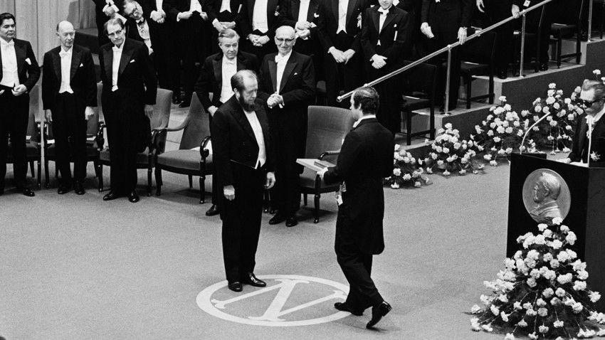 Discurso de Aleksandr Solzhenitsyn al recoger el Premio Nobel de Literatura de 1970