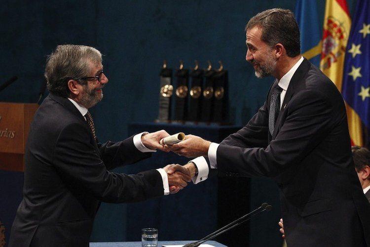 Discurso de Antonio Muñoz Molina al recibir el Premio Príncipe de Asturias de las Letras de 2013
