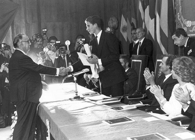 Discurso de Camilo José Cela al recibir el Premio Príncipe de Asturias de las Letras de 1987