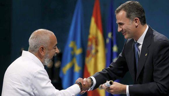 Discurso de Leonardo Padura al recibir el Premio Princesa de Asturias de las Letras de 2015