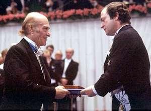 Discurso de Odysseus Elytis al recoger el Premio Nobel de Literatura de 1979