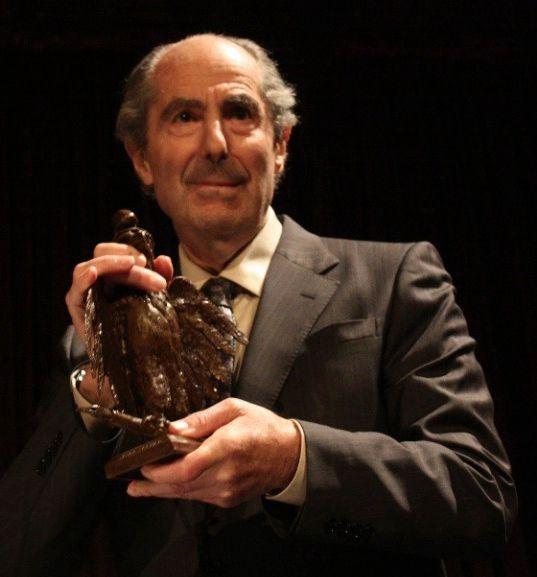 Discurso de Philip Roth al recibir el Premio Príncipe de Asturias de las Letras de 2012